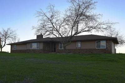Sheridan Single Family Home For Sale: 4300 Karchner Road