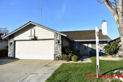 Modesto Single Family Home For Sale: 421 Ramsey Drive