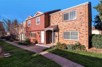 Citrus Heights Condo For Sale: 6352 Wexford Circle