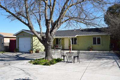 Stockton Single Family Home For Sale: 3062 Phelps Street