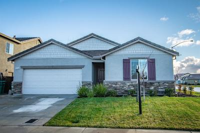 Stockton Single Family Home For Sale: 10404 Ian Court