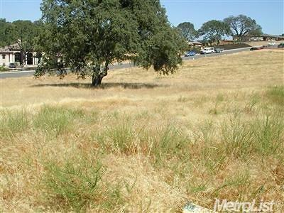 El Dorado Hills Residential Lots & Land For Sale: 5021 Da Vinci Drive