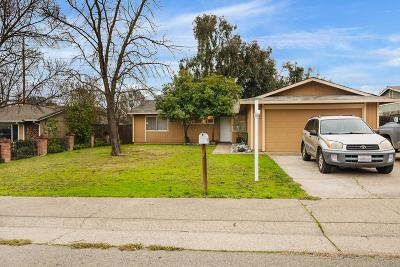 Citrus Heights Single Family Home For Sale: 7748 Claypool Way