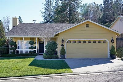 El Dorado County Single Family Home For Sale: 2721 Clay Street