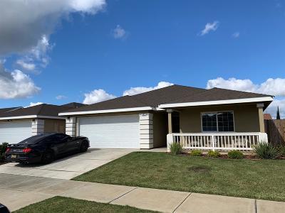 Merced Single Family Home For Sale: 453 East San Pedro Street
