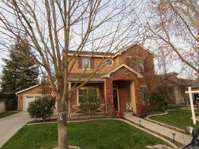 Modesto Single Family Home For Sale: 4225 Veranda Way