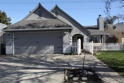 Modesto Single Family Home For Sale: 1520 Citrus Drive