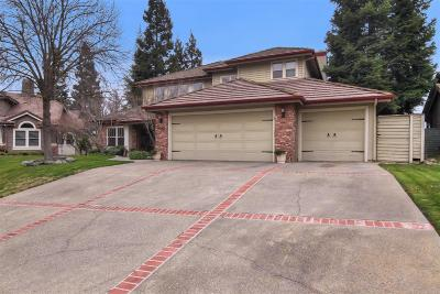 Elk Grove Single Family Home For Sale: 9442 San Paulo Circle