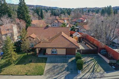 Folsom Single Family Home For Sale: 260 Baurer Circle