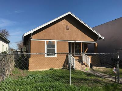 Modesto Single Family Home For Sale: 904 3rd Street
