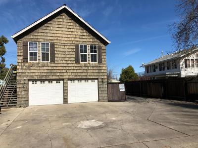 Modesto Multi Family Home For Sale: 825 Stoddard Avenue