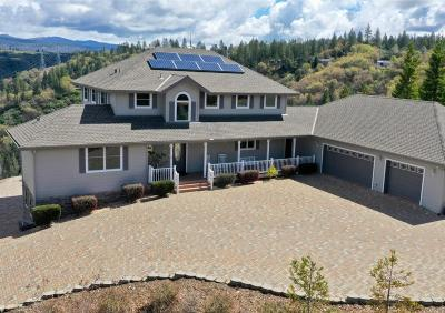 El Dorado County Single Family Home For Sale: 3490 Parleys Canyon Road