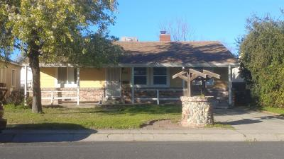 West Sacramento Single Family Home For Sale: 1120 Delaware Avenue