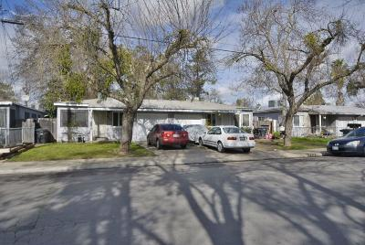 Modesto Multi Family Home For Sale: 413 Corson Ave