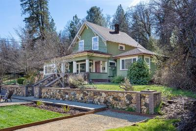 Placerville Single Family Home For Sale: 2744 Coloma Street