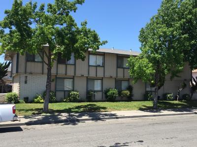 Stockton Multi Family Home For Sale: 705 Camanche Lane