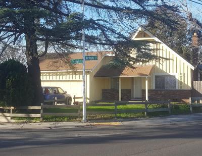 Sacramento Single Family Home For Sale: 601 Tenaya Avenue