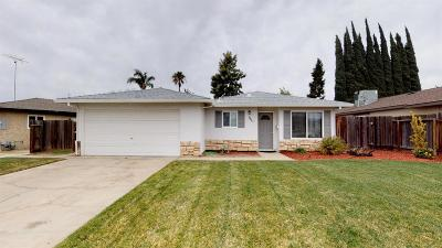 Ripon Single Family Home For Sale: 1111 Madsen Drive