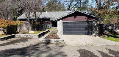 El Dorado County Single Family Home For Sale: 3250 Gerle Avenue