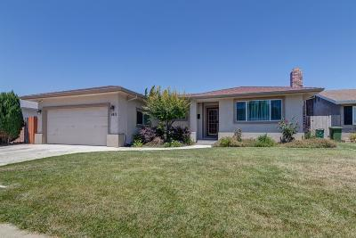 Lodi CA Single Family Home For Sale: $419,000