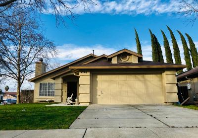 Stockton Single Family Home For Sale: 1787 Swenson Court