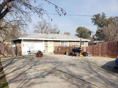 Sacramento Single Family Home For Sale: 1189 Arcade Boulevard