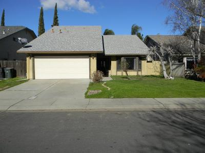 Modesto CA Single Family Home For Sale: $385,000