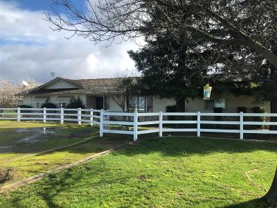 Turlock Single Family Home For Sale: 2400 North Washington Road