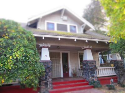 Stockton Single Family Home For Sale: 24 West Walnut Street