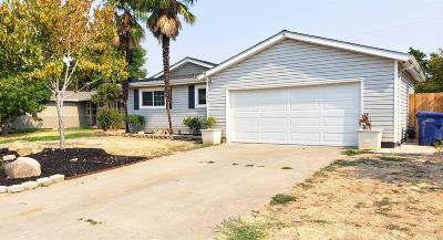 Sacramento CA Single Family Home For Sale: $264,500