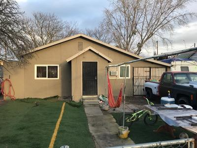 Modesto CA Single Family Home For Sale: $180,000