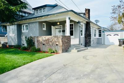 Stockton Single Family Home For Sale: 237 West Acacia Street