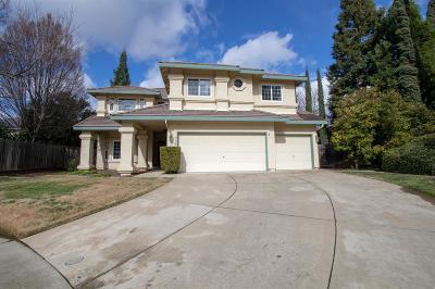 Citrus Heights Single Family Home For Sale: 7737 Heredia Court