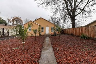 Modesto CA Single Family Home For Sale: $169,900