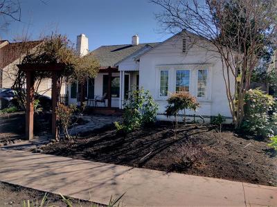 Stockton Single Family Home For Sale: 628 Bristol Avenue