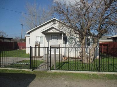 Merced Single Family Home For Sale: 503 R Street