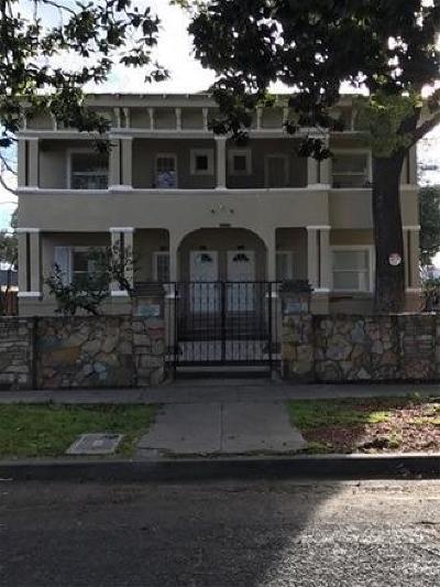 Turlock Multi Family Home For Sale: 338 North Broadway