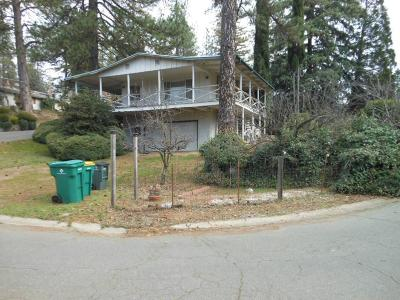 Placerville Single Family Home For Sale: 2845 Park Avenue