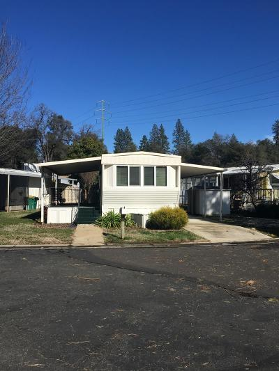 Placerville Mobile/Manufactured For Sale: 3550 China Garden
