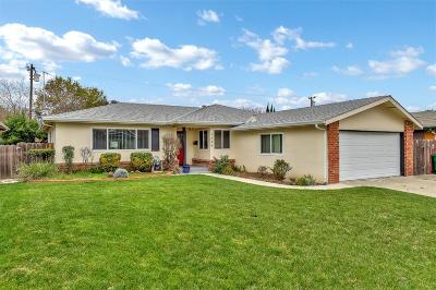 Stockton Single Family Home For Sale: 7229 Los Molinas Lane