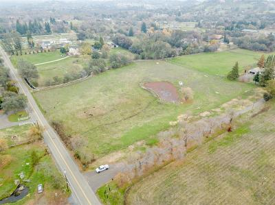 Loomis Residential Lots & Land For Sale: 4611 Val Verde Road