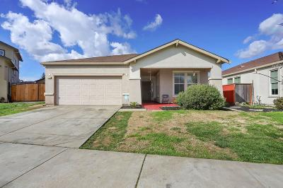 Stockton Single Family Home For Sale: 2113 Chapman Oak Drive