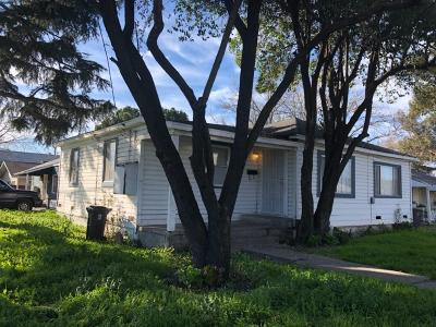Stockton Multi Family Home For Sale: 815 King Avenue