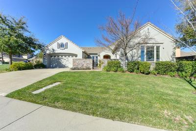 El Dorado Hills Single Family Home For Sale: 6005 Palermo Way