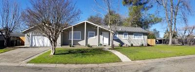 Fair Oaks Single Family Home For Sale: 4619 Plantation Drive
