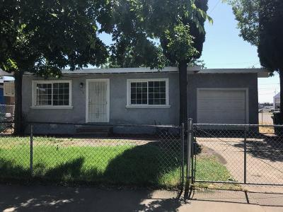 Stockton Single Family Home For Sale: 1206 East Worth Street