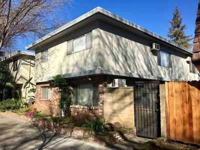 Sacramento Multi Family Home For Sale: 2311 I Street