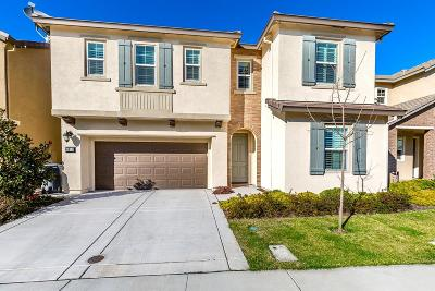 Rocklin Single Family Home For Sale: 4011 Burchard Way