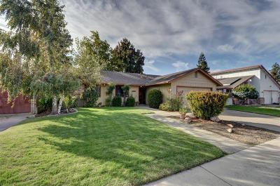 Manteca Single Family Home For Sale: 14847 Pueblo Drive