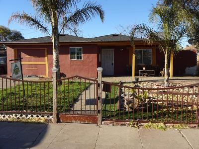 Stockton Single Family Home For Sale: 539 Howard Street